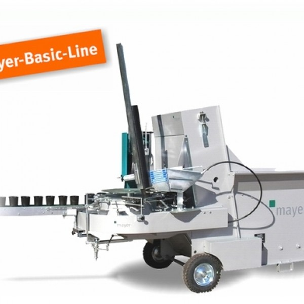 Thumbnail for Mayer Basic line MACHINES